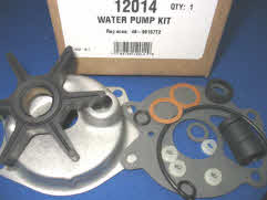 12014 Water pump kit Use 12030 base not included