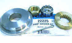22225 Thrust washer cotter pin nut keeper