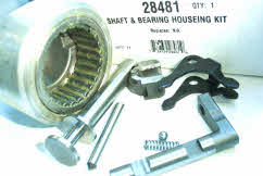 28481 Shaft bearing housing kit updated detent