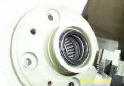 Used gear head assembly OEM 381849
