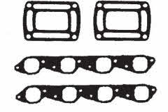 39940 Chevy V8 large block manifold riser gaskets