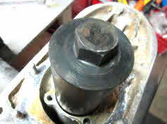 90295 Slide threaded bolt down thru bearing