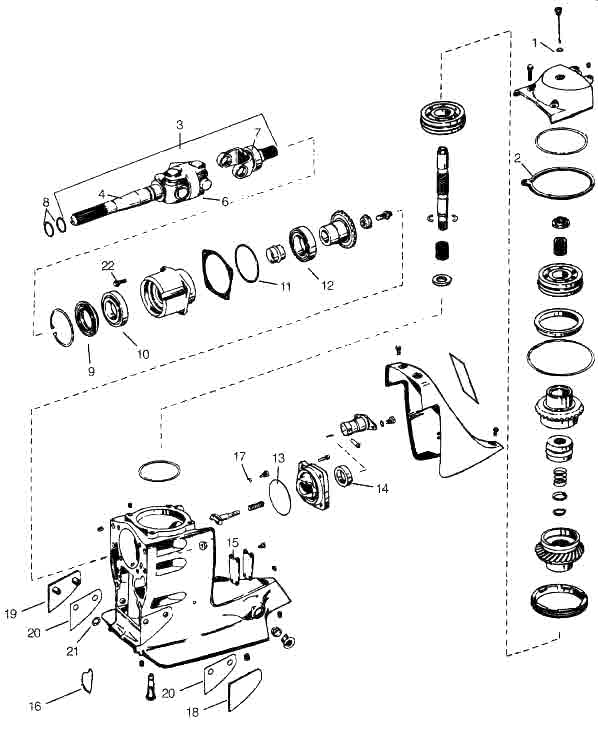 Volvo Penta Outdrive Schematics Wiring Diagrams Image
