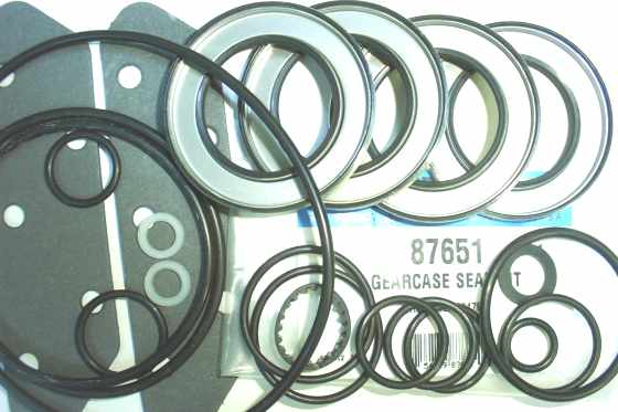 87651 OMC upper gearcase 1968-1972 seal kit